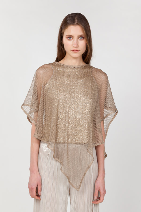 poncho dee frontal