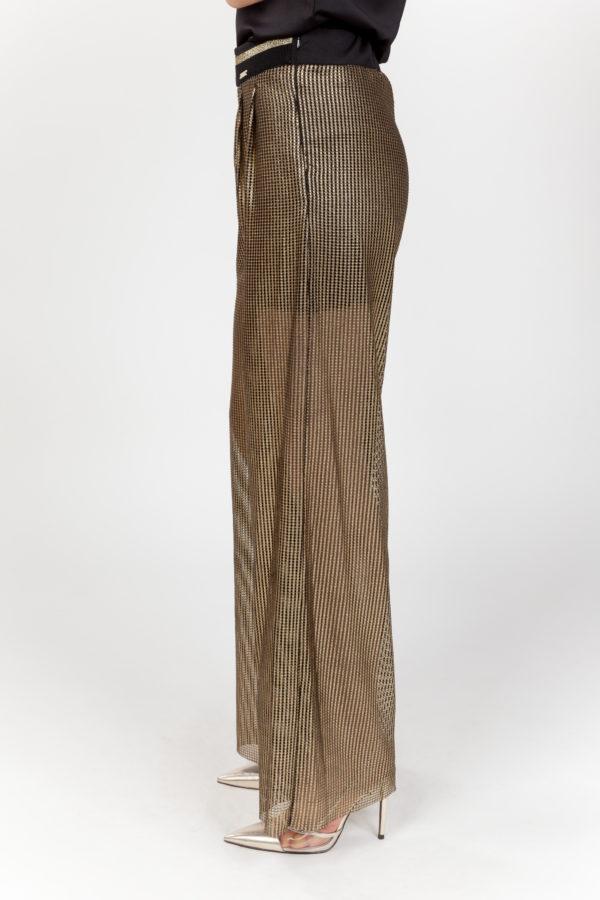 pantalon rejilla lateral