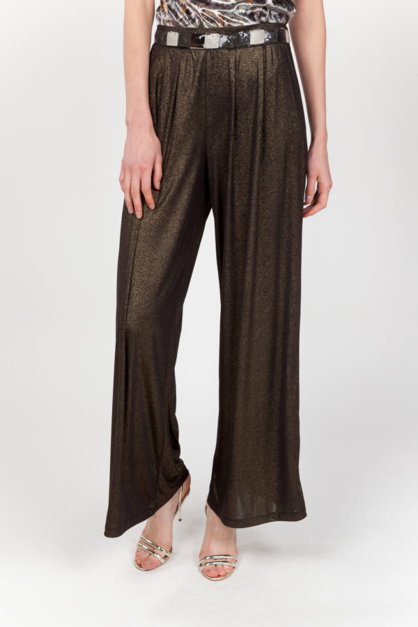 pantalon oro frontal