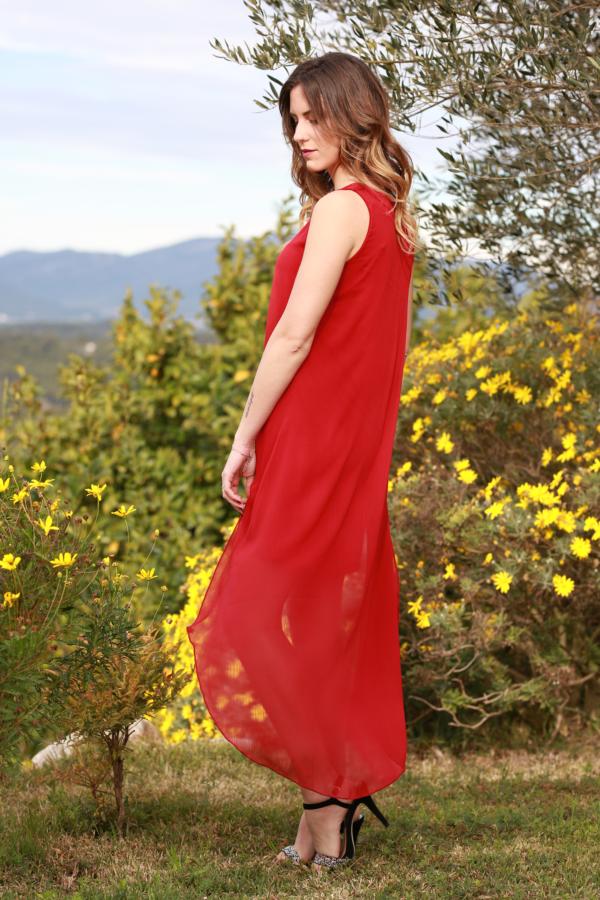 vestido jolie rojo 3