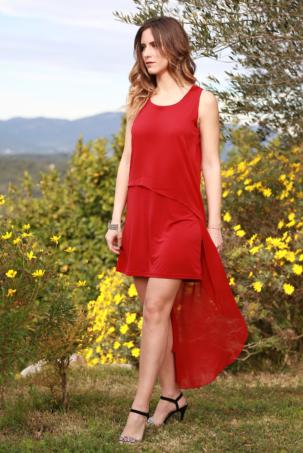 vestido jolie rojo 2