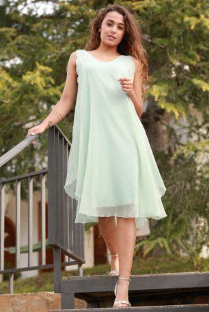 vestido ariana verde 2