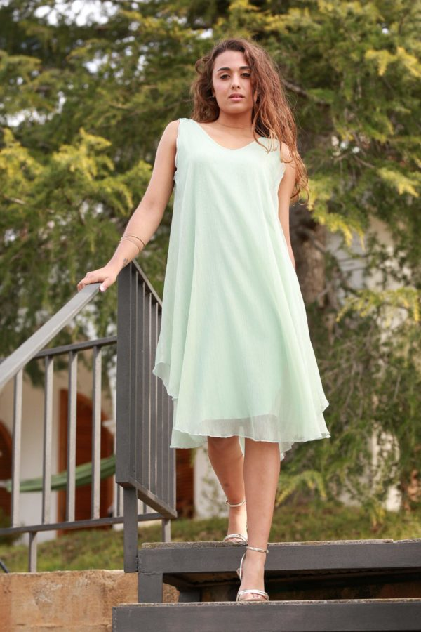 vestido ariana verde 1